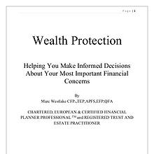 Wealth protection