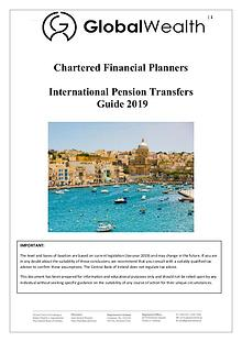 Pension transfers from Ireland