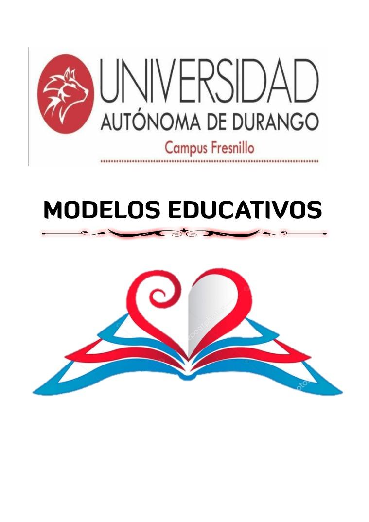 MODELOS EDUCATIVOS I