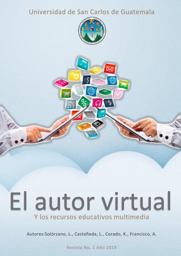 El tutor virtual y los recursos educativos multimedia EL AUTOR VIRTUAL Y LOS RECURSOS EDUCATIVOS MULTIME