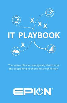 IT Playbook from EpiOn