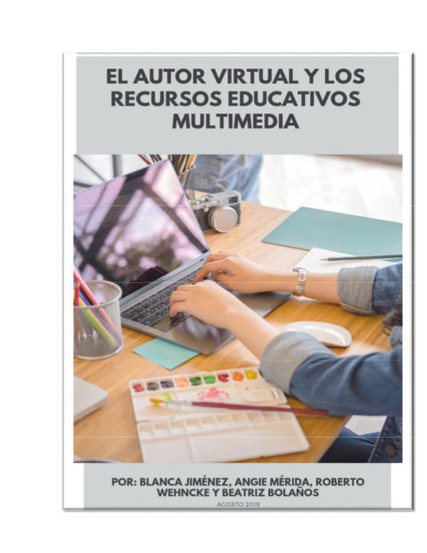 El autor virtual y los recursos educativos multimedia Revista - Versión final
