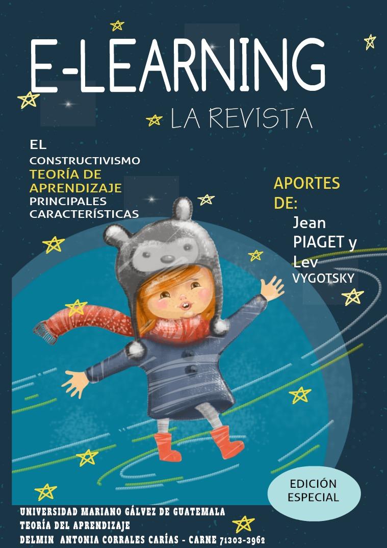 E-Learning Teoría del Aprendizaje