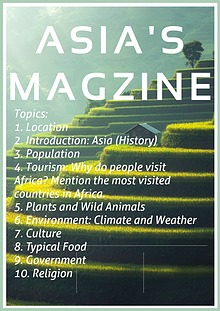 asias amgazine
