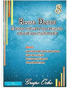 "Revista Digital -""El autor virtual y los recursos educativos¨"