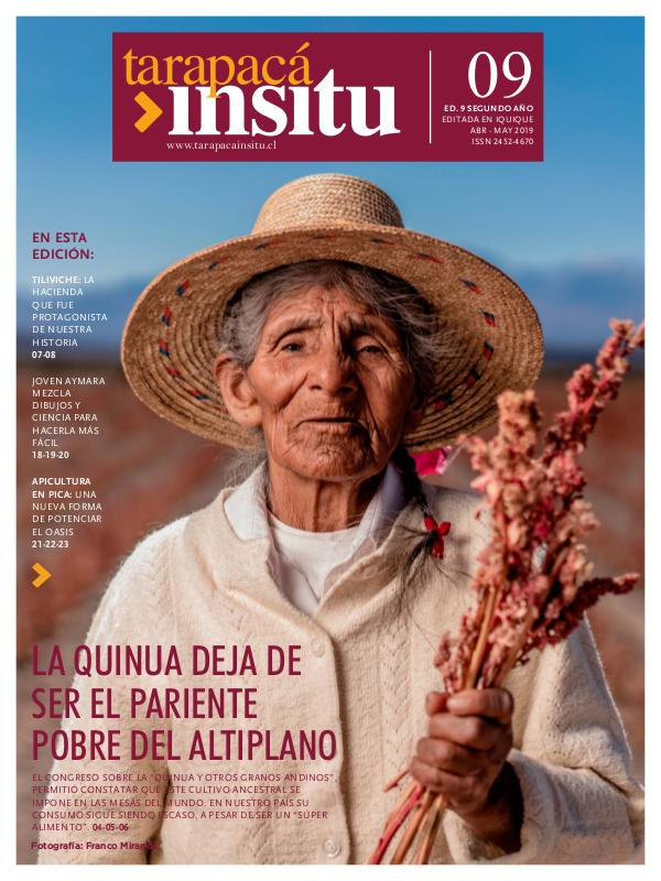 Revista Tarapacá Insitu Edición 9