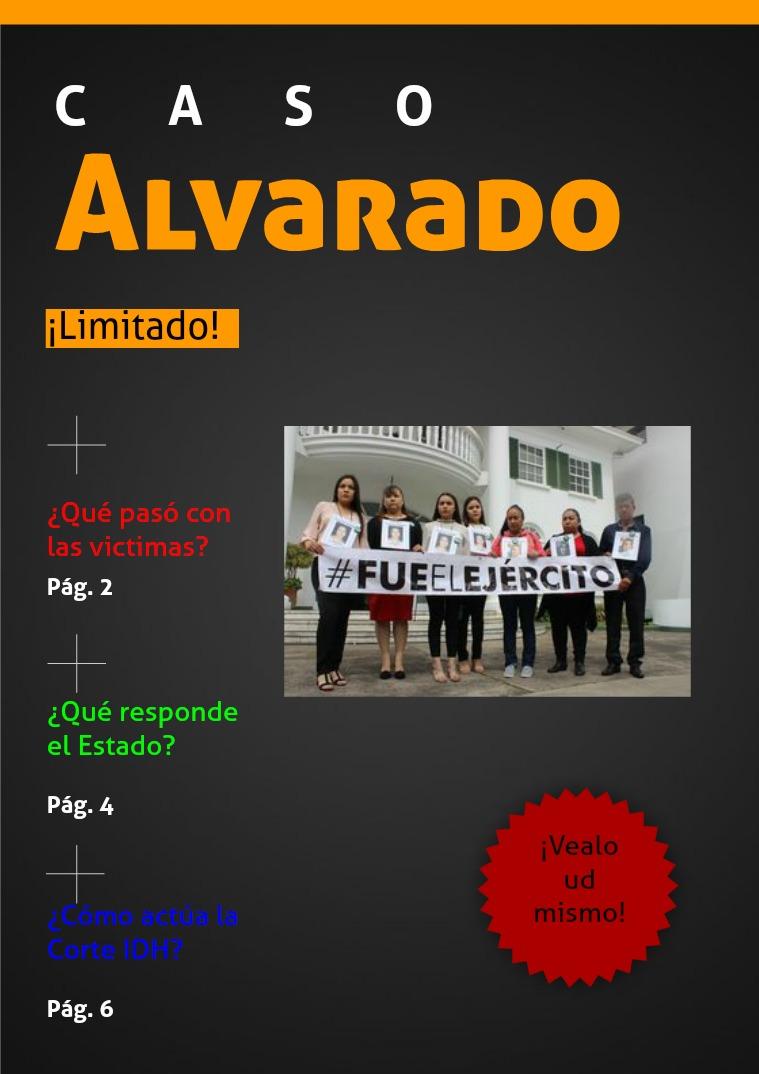 Caso Alvarado - Alan Méndez