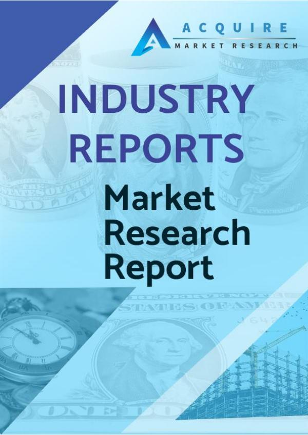 Industry Reporter Global Drone Analytics Market Report, History and