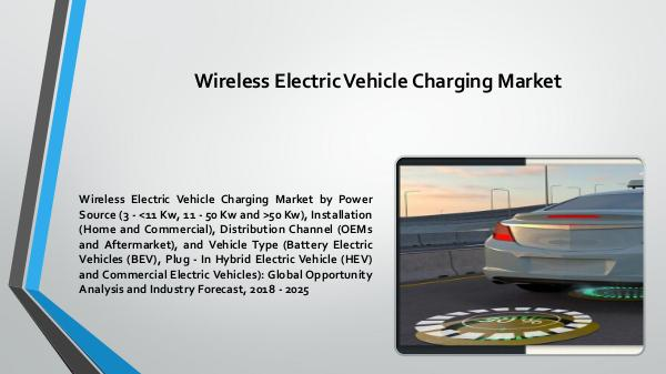 Market Research Reports Wireless Electric Vehicle Charging Market