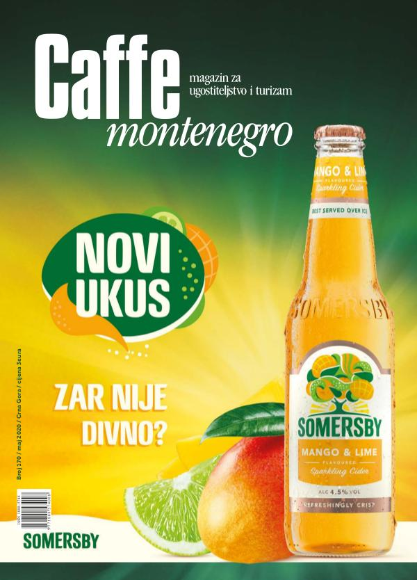 Caffe Montenegro br. 170 caffe 170 web