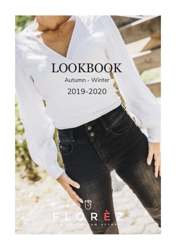 LOOKBOOK A/W 2019 lookbook florez aw19 FINAL white logo