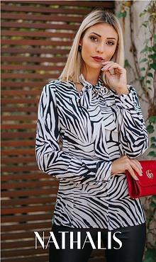 Catálogo Feminino Blusa e Tshirt - Varejo