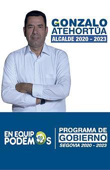 PROGRAMA DE GOBIERNO GONZALO ATEHORÚA