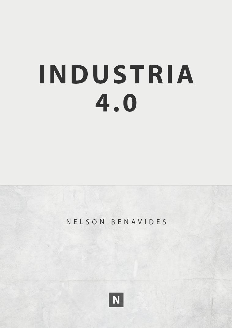 Mi primera publicacion Industria 4.0