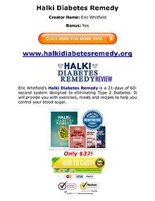(PDF) Halki Diabetes Remedy Book PDF Free Download