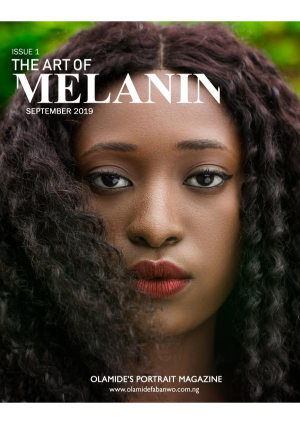 Olamide's Portrait Magazine (OPM) Issue 1
