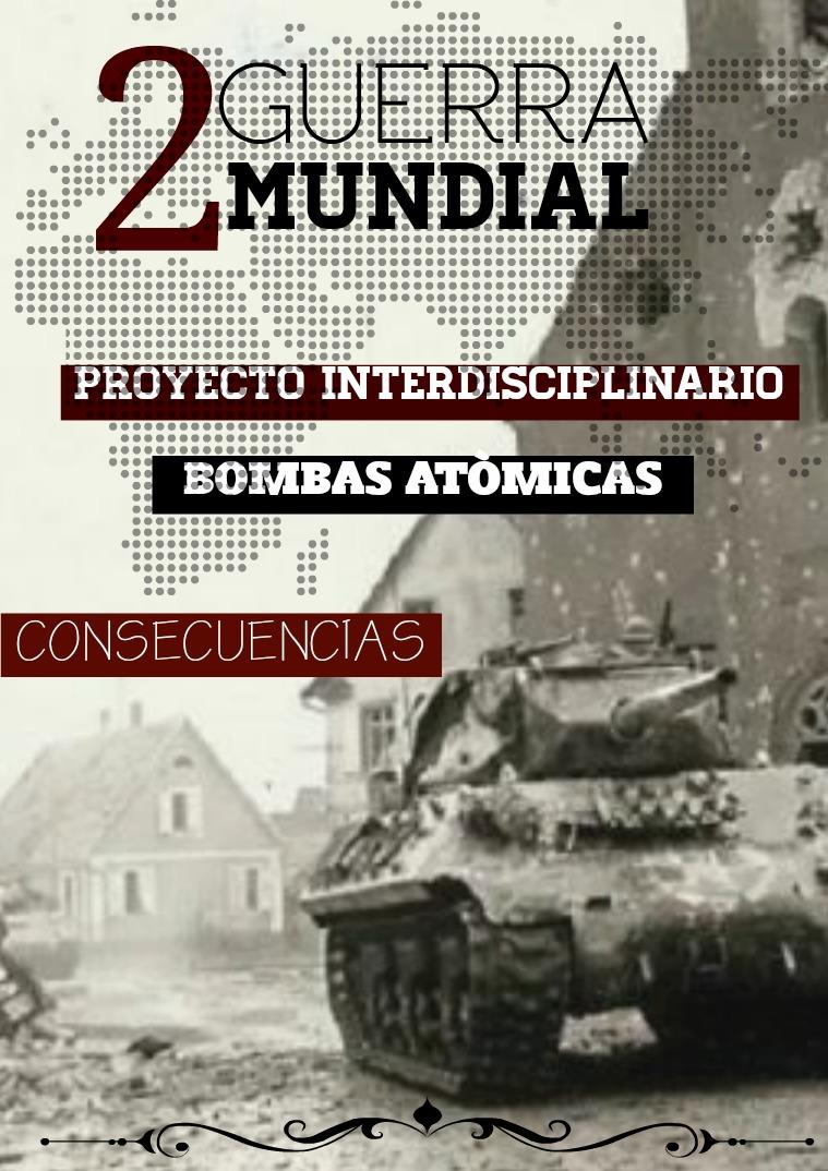 GUERRA2 segunda guerra mundial CONSECUENCIAS