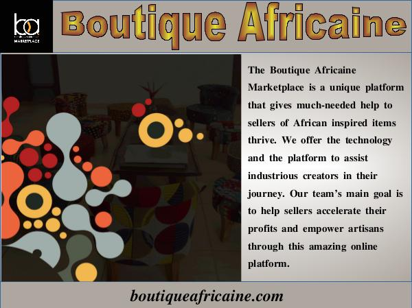 My first Publication African fashion