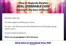Manifestation Magic Ebook PDF Download