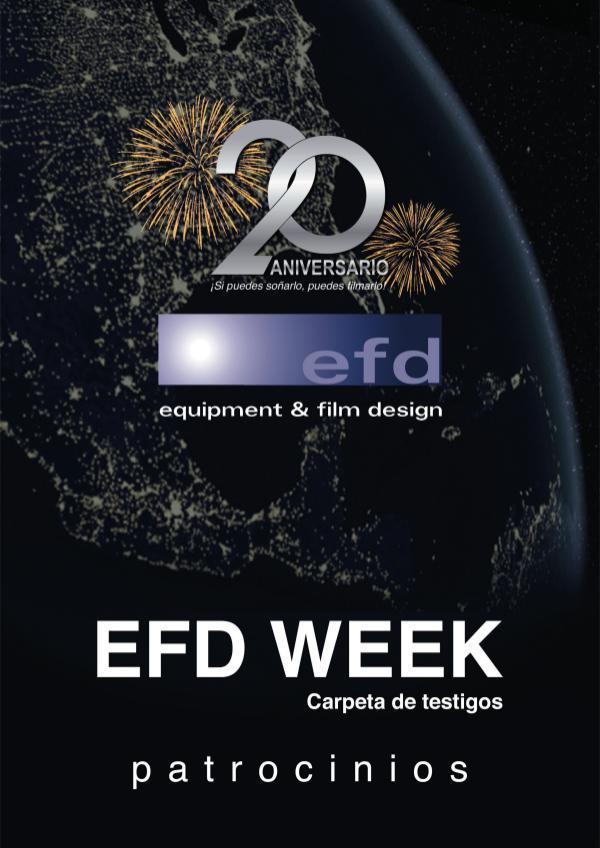 EFD WEEK TESTIGOS Carpeta EFD