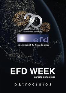 EFD WEEK TESTIGOS