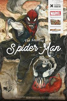 The Amazing Spider-Man 1910