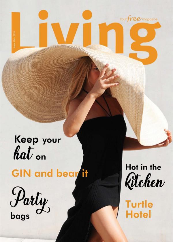 Living magazine LIVING MAGAZINE ISSUE 104