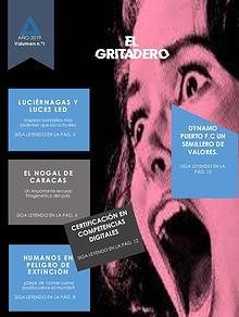 El Gritadero. VOL. 1 (Agosto 2019)