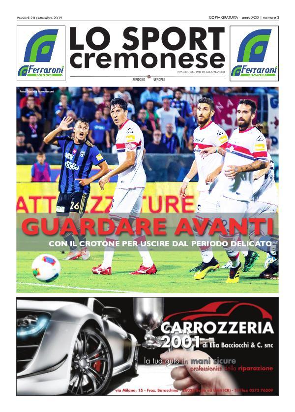 Lo Sport Cremonese 02 LO SPORT CREMONESE