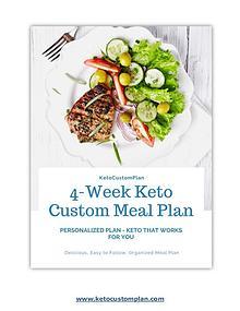 (PDF) Custom Keto Diet PDF Free Download: Tom Hunter
