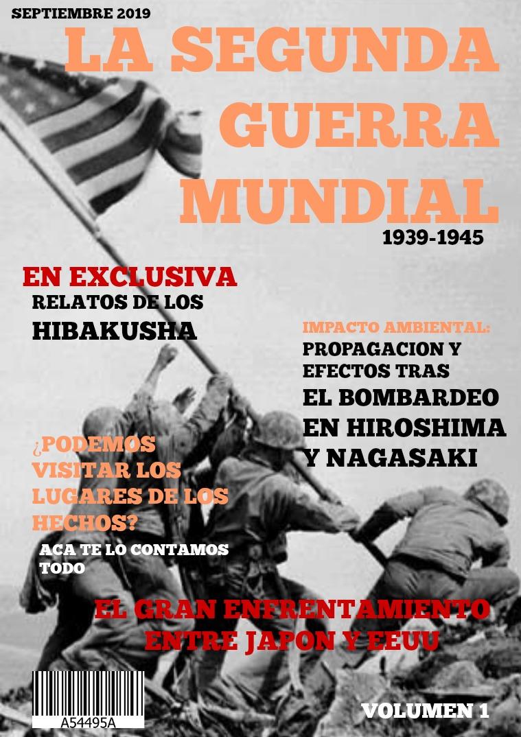 Revista digital- 2da guerra mundial Segunda Guerra Mundial