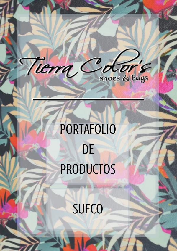 catalogo tierra colors PORTAFOLIO TIERRA COLORS SUECO