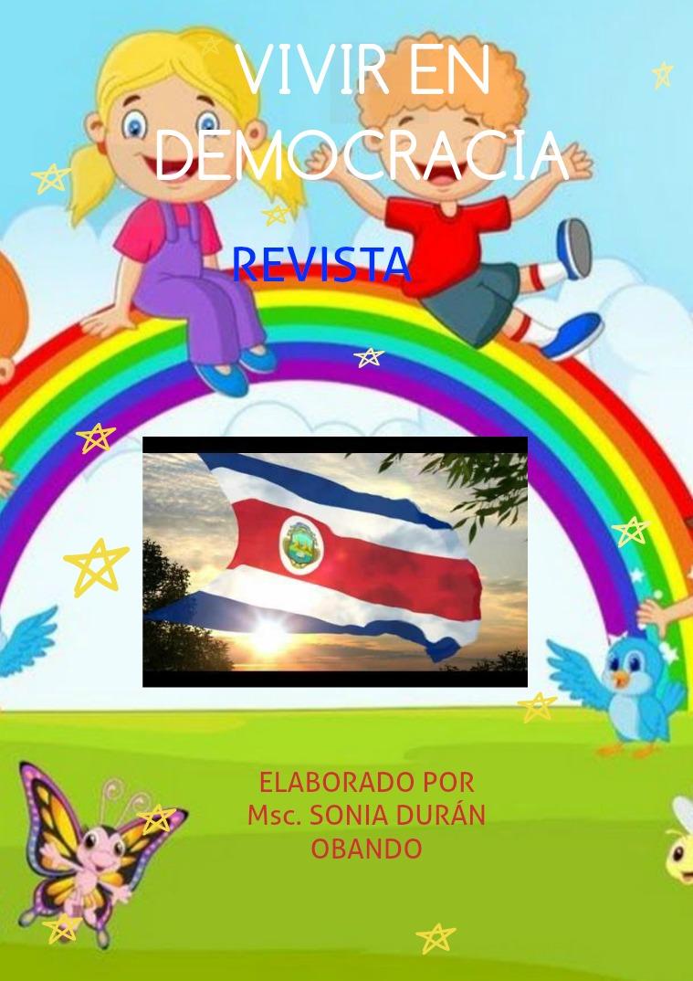 VIVIR LA DEMOCRACIA . VIVIR LA DEMOCRACIA