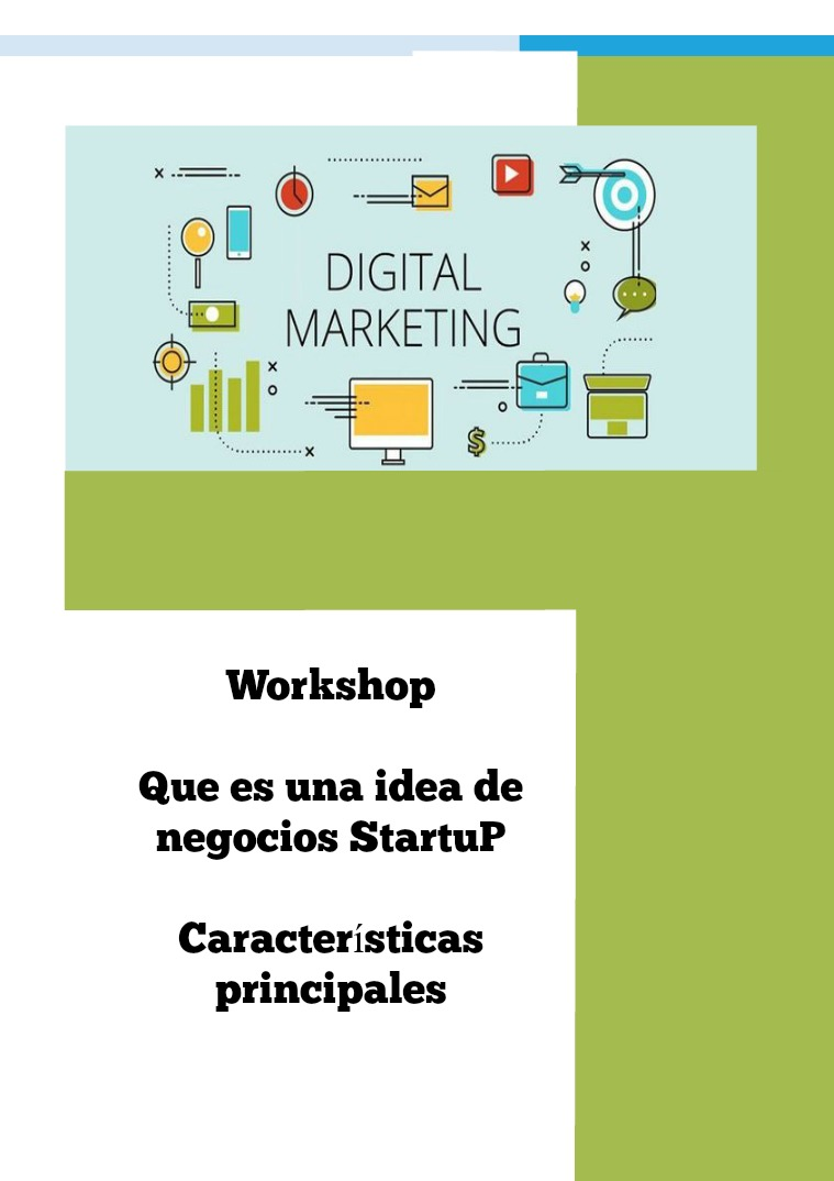 Workshop Un workshop es un taller