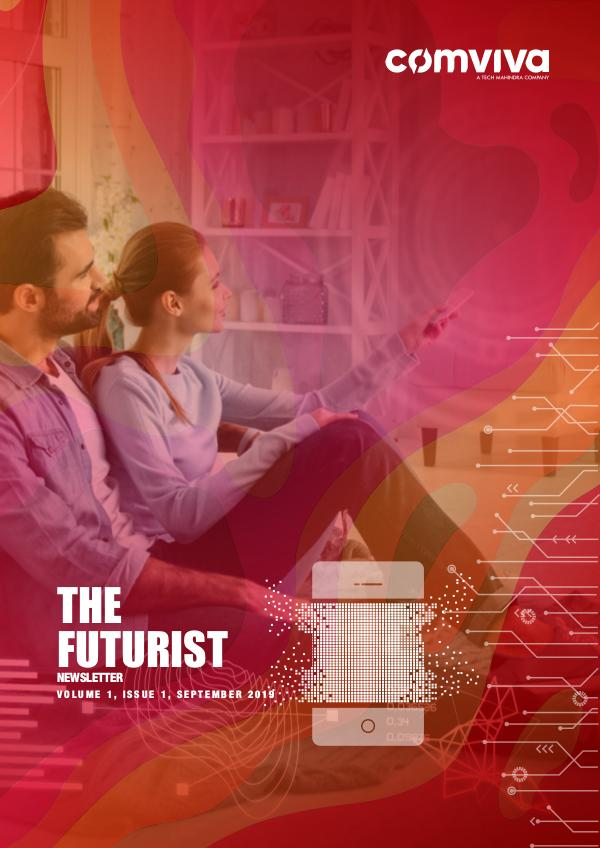 Comviva NewsLetter The Futurist - September Edition, 2019