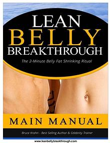 Lean Belly Breakthrough eBook PDF Download Bruce Krahn