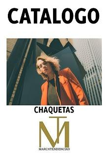 CATALOGO CHAQUETAS