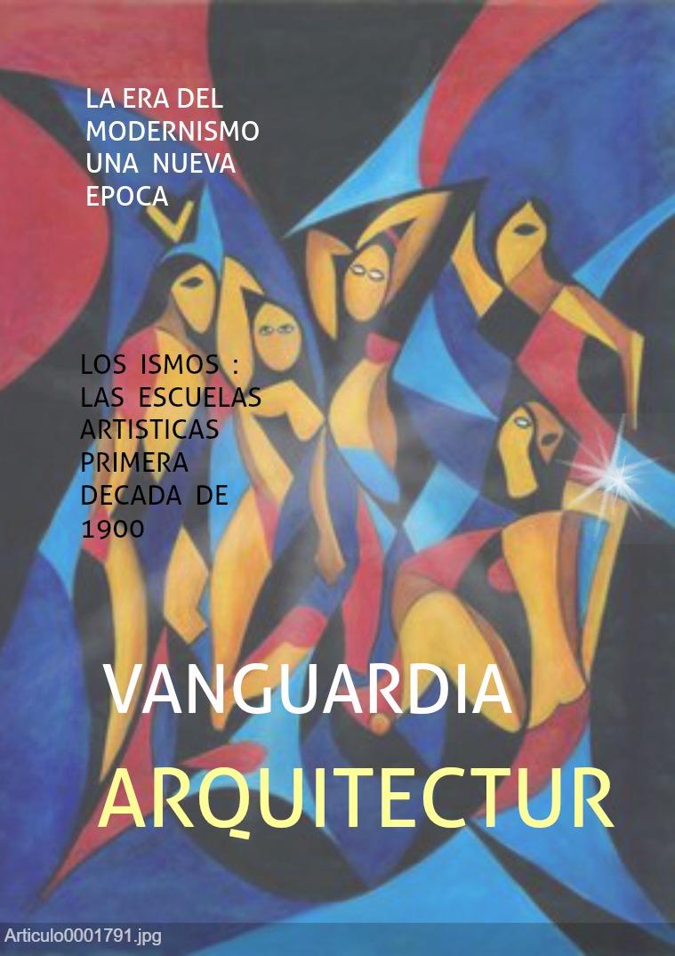 Mi primera publicacion VANGUARDIAS