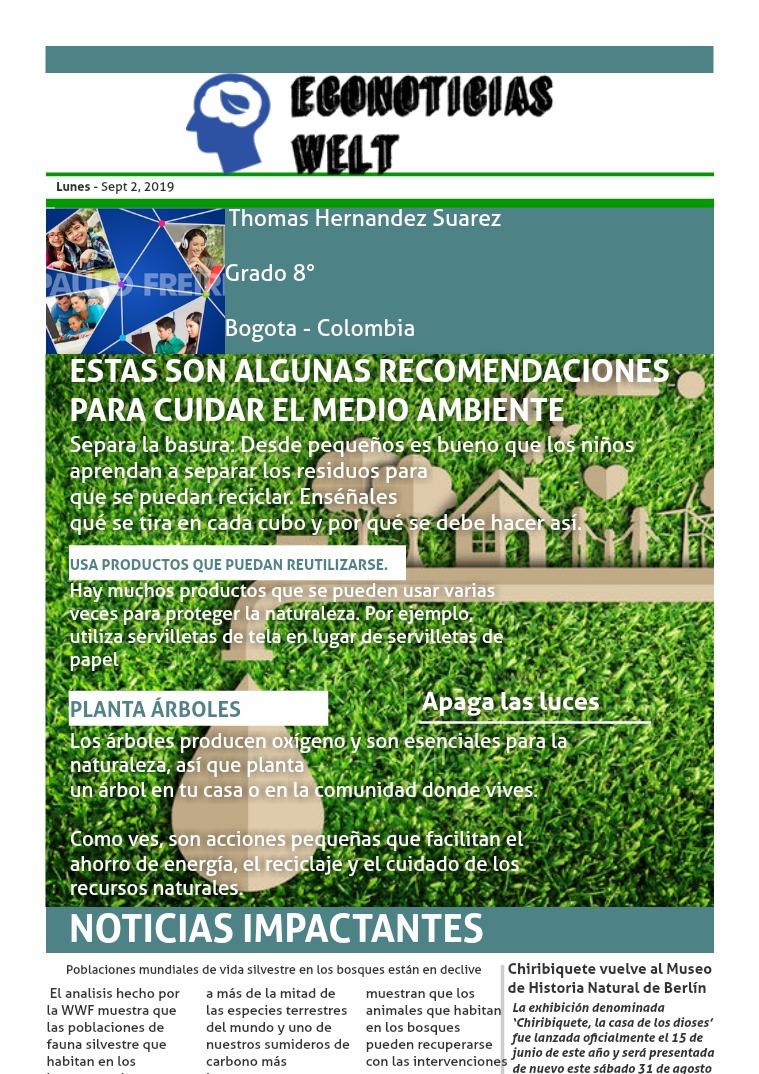Eco Noticias Welt Eco Noticias Welt