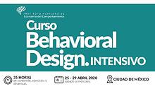 Brochure Behavioral Design Abril 2020