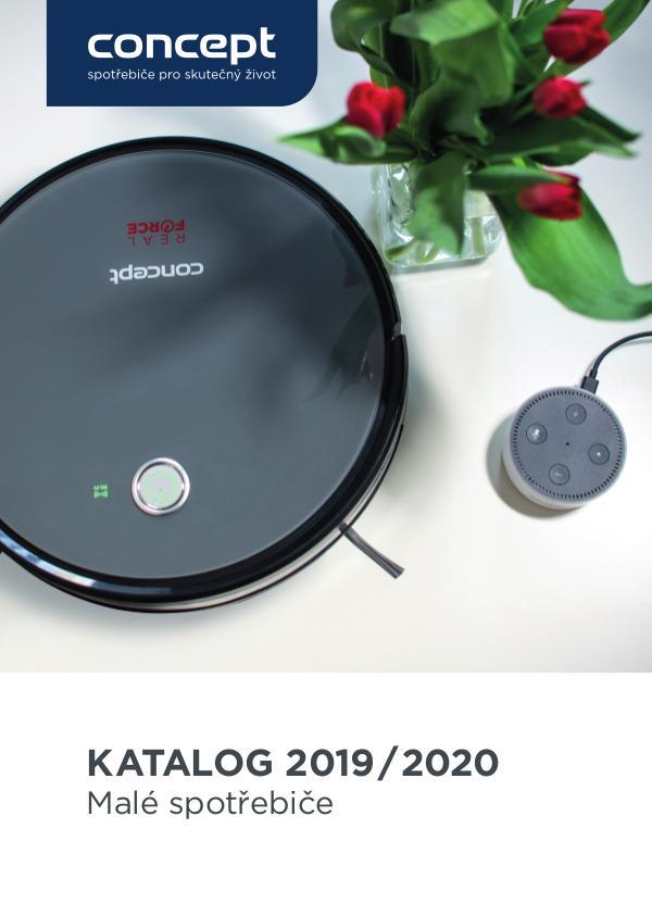 Katalog malých spotřebičů Concept 2019 SDA_katalog_2019