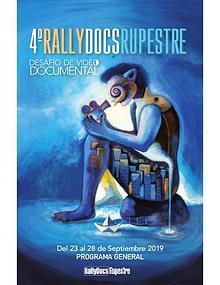 Programa de mano 4to. RallyDocsRupestre