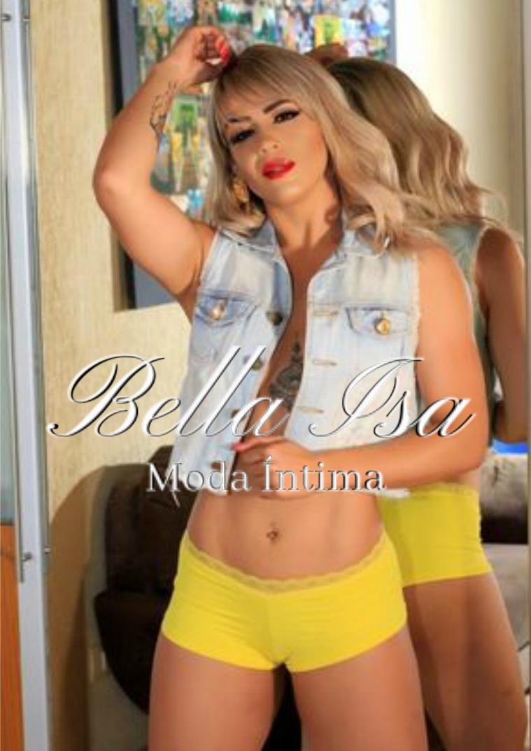 Catálogo Bella Isa Moda Íntima - 2019