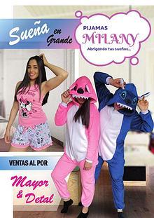 Pijamas Milany