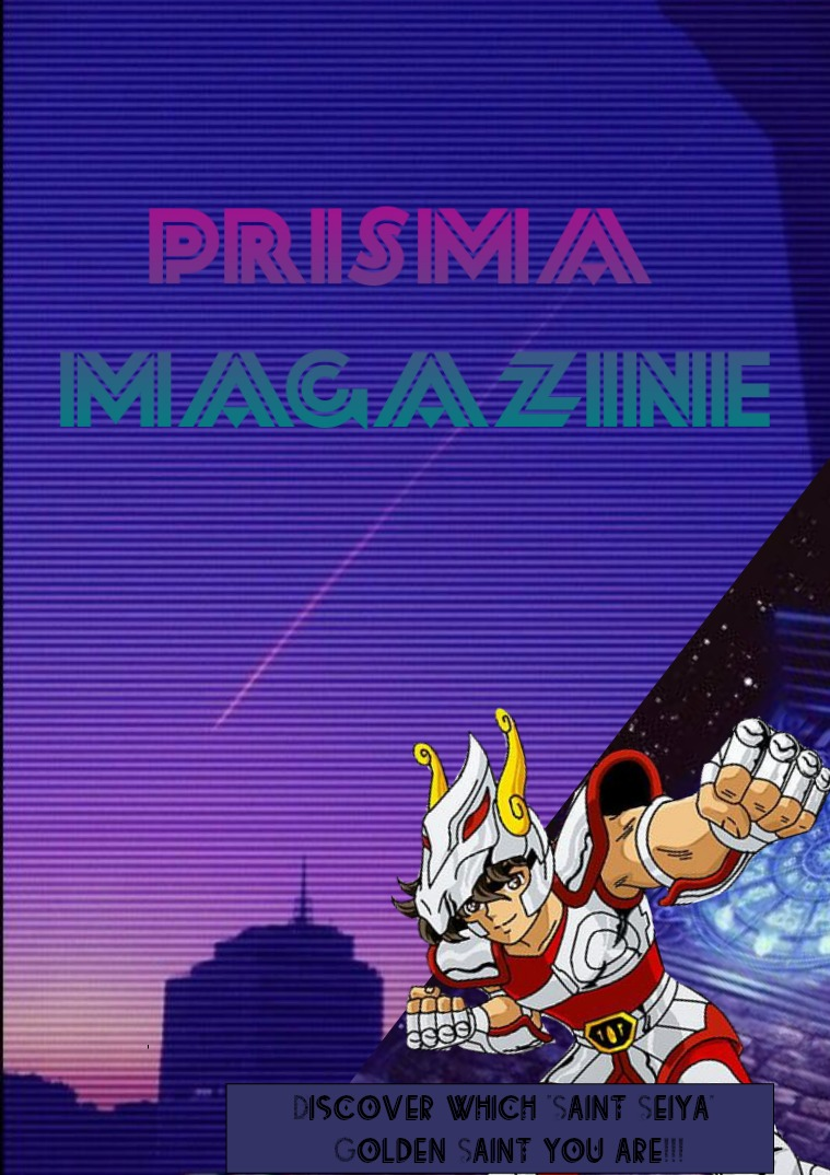 Prisma Magazine Volumen 1