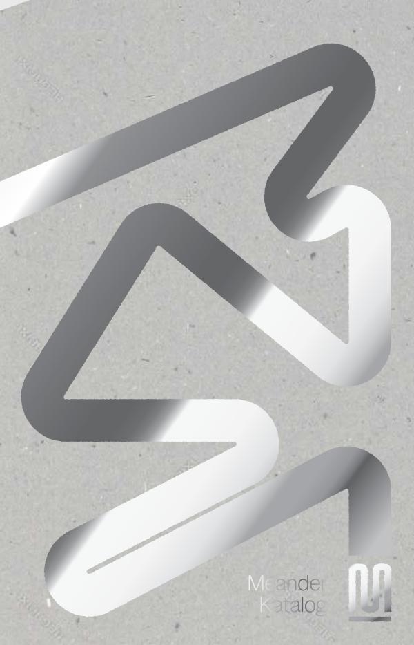 Nakladatelství Meander Meander katalog 2018