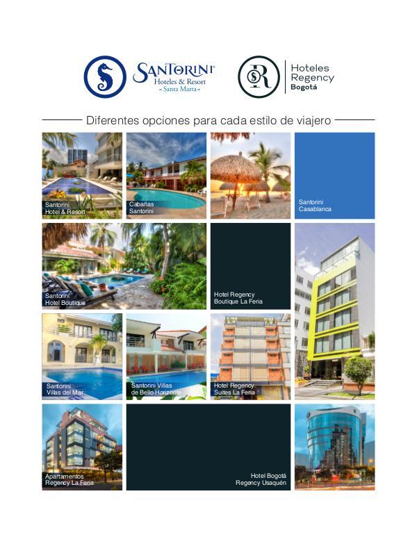 Hoteles Regency Santorini Revista Regency Santorini