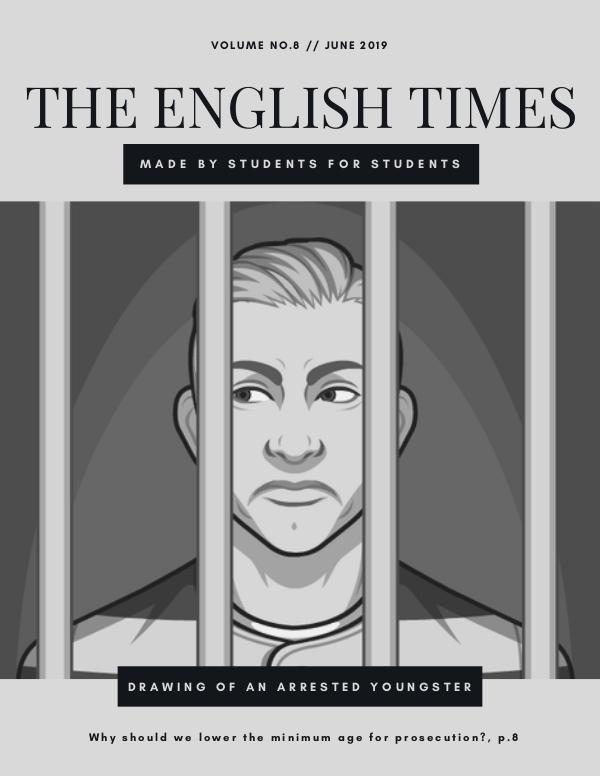 June 2019 - The English Times June Newspaper