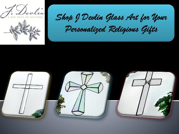 Shop J Devlin Glass Art for Your Personalized Religious Gifts Shop J Devlin Glass Art for Your Personalized Reli