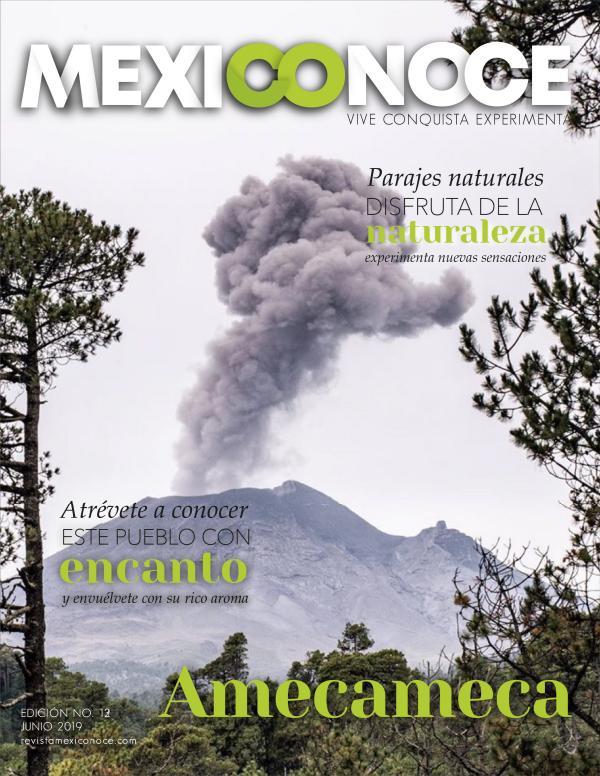 REVISTA MEXICONOCE EDICION AMECAMECA